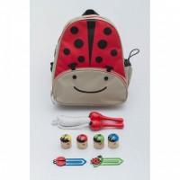 86310p-99 Plecak dziecięcy BIEDRONKA
