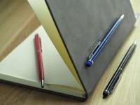 1247151s Magnetyczny notes z długopisem