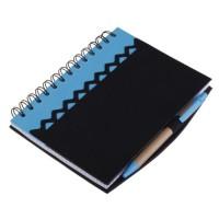 R73808p Notatnik z długopisem