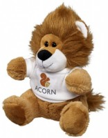 10221600f Pluszowy lew w koszulce 10221600f Pluszowy lew w koszulce