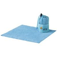 10033000f Ręcznik w etui z siateczki 30x30cm