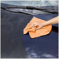 10033002f Ręcznik samochodowy Diamond z woreczkiem