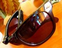 10034200f Składane okulary przeciwsłoneczne sun ray