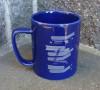 M_462 niebieski TOMMY CLASSIC niebieski