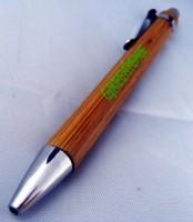 AP809361c Długopis z bambusa