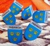 Pins 3D Pins z naklejką wypukłą