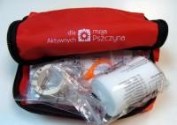 10204000f Zestaw pierwszej pomocy 19-częściowy z normą EN13485