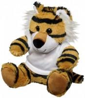 10221500 Pluszowy tygrys w koszulce