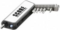 10411500f Mini zestaw narzędzi z latarką 7-funkcyjny