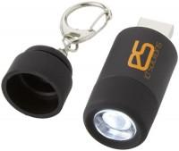 10413800f Brelok z latarką ładowany przez USB Avior