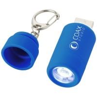 10413801f Brelok z latarką ładowany przez USB Avior