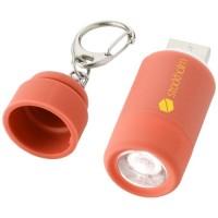 10413804f Brelok z latarką ładowany przez USB Avior