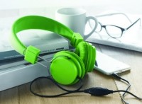 8731m słuchawki z regulacją poziomu głośności