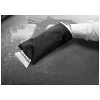 10415701f Skrobaczka do szyb z rękawicą