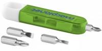 10423503f 4-funkcyjny zestaw śrubokrętów Forza