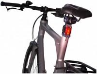 10428300f Lampka rowerowa 2 tryby świecenia