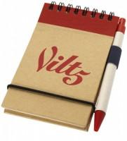 10626900f Notatnik z długopisem Zuse