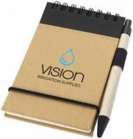 10626901f Notes z recyklingu z długopisem