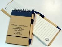 10626902f Notatnik z długopisem Zuse