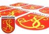 Etykieta w dowolnym kształcie - FOLIA Etykieta w dowolnym kształcie - FOLIA