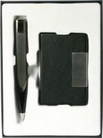 710-044 Zestaw długopis i wizytownik w etui upominkowym zabezpieczenie RFID 710-044 Zestaw długopis i wizytownik w etui upominkowym zabezpieczenie RFID