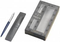 10707200f Zestaw upominkowy długopis plus futerał Jotter Royal Blue