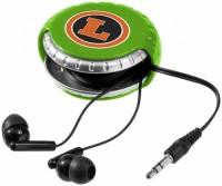 10822403 Słuchawki douszne Windi z opakowaniem na kabel