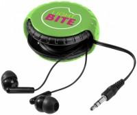 10822408 Słuchawki douszne Windi z opakowaniem na kabel