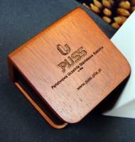 10830400f Drewniany głośnik Bluetooth® retro i technologia 2w1