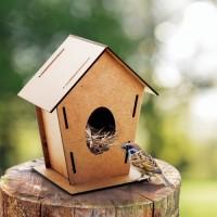 812371c składana butka dla ptaków