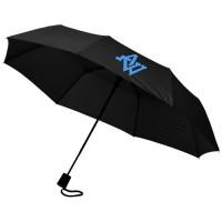 10907700f Automatyczny parasol składany na 3 21cali