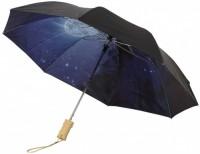 """10909600f 2-częściowy automatyczny parasol Clear Night Sky o średnicy 21"""""""