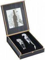 11280600f 2-częściowy nóż kelnerski z zatyczką Belgio
