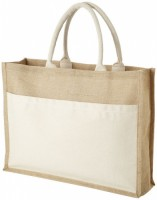 11952600 Jutowa torba na zakupy Mumbay