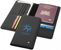 11971400f Portfel podróżny Odyssey RFID