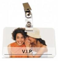 Karta PVC personalizacja Karta biznesowa PVC / identyfikator - personalizacja