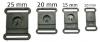 20K2 smycz 20mm, karabińczyk, 2-stronnie, full kolor