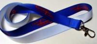 15K1 Smycz reklamowa 15mm, karabińczyk, nadruk jednostronny, pełny kolor