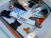 20KZT2 Smycz reklamowa 20mm, karabińczyk, złączka, uchwyt na telefon, nadruk dwustronny, pełny kolor