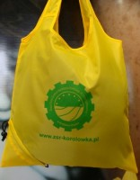 12011910f Składana torba na zakupy Bungalow
