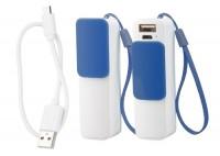 AP897079c power bank z zasówanym portem USB