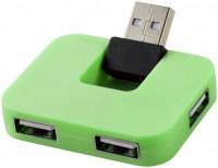 12359803f Rozdzielacz USB Gaia 4-portowy
