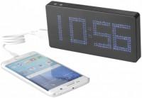 12367100f Powerbank z wyświetlaczem LED i zegarem PB-8000