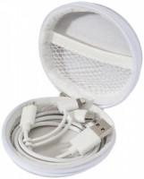 12372000 Zestaw kabli 3-w-1 USB typ C oraz MFI