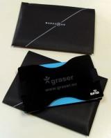 13004000f Portfel na karty z technologią blokowania RFID