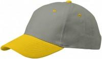 13403804f 6 panelowa czapka z paskiem ściągającym Unisex