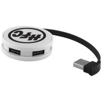 13419100f Okrągły hub USB