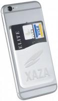 13421901 Silikonowy portfel na karty kredytowe