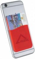 13421902f Silikonowy portfel na karty kredytowe
